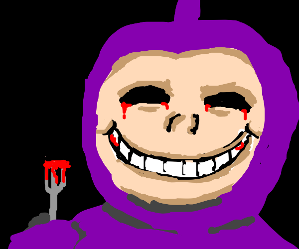 Evil tinky winky