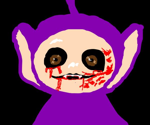 Killer Teletubby