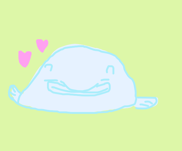 lovely blobfish