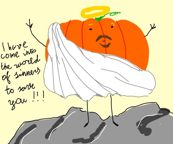 The Almighty Pumpkin