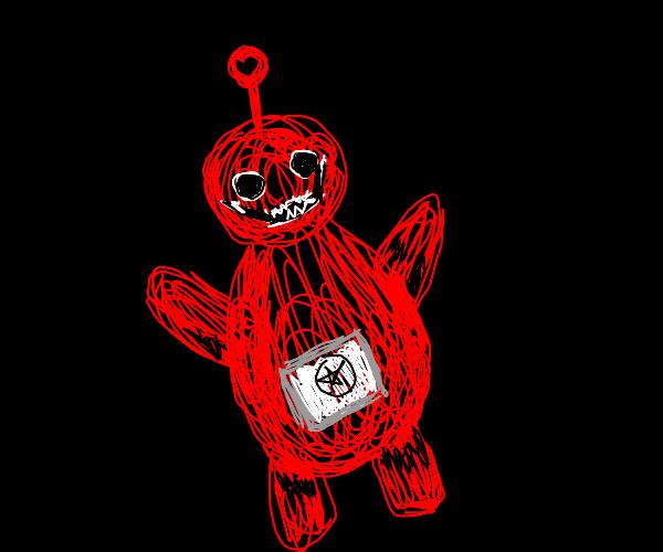 Demonic Teletubby