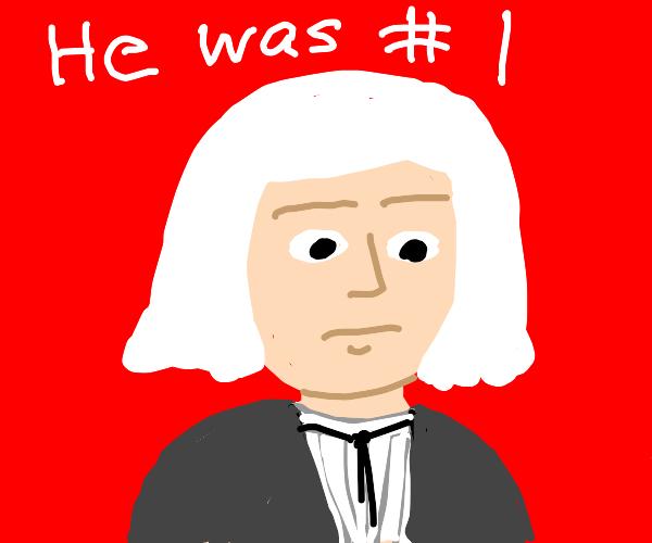 white haired president