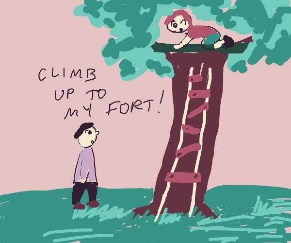 fragile ladder