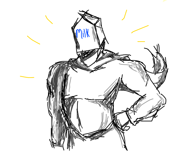 Friendly neighborhood milkman