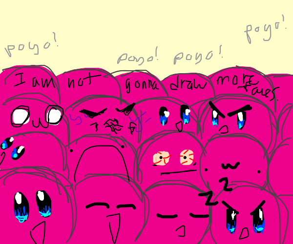 the kirbys are multiplying