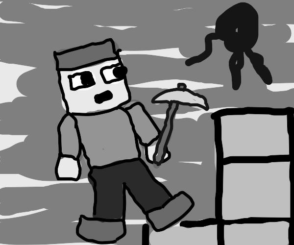 Malachite in the ocean (Steven Universe)