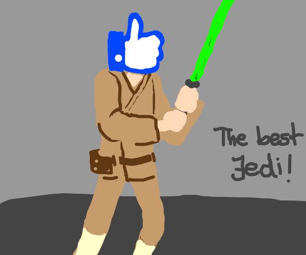 Like Skywalker is the best Jedi
