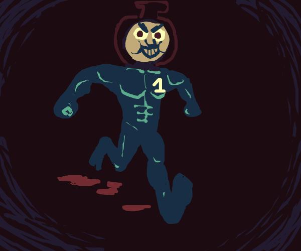 Thomas the nightmare fuel