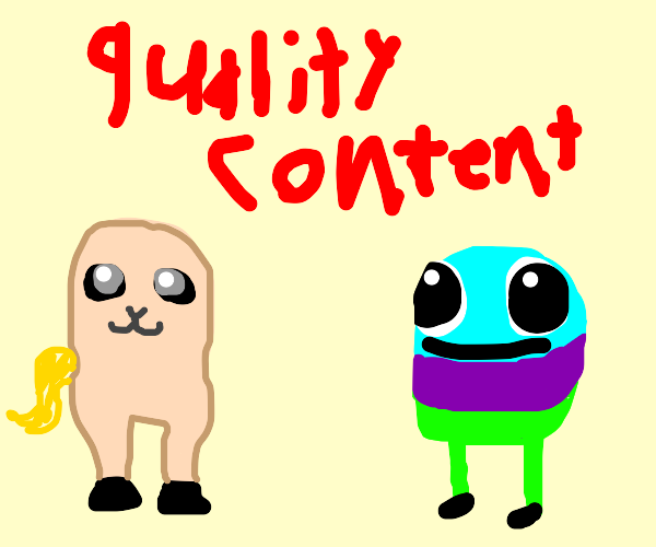 Quality content