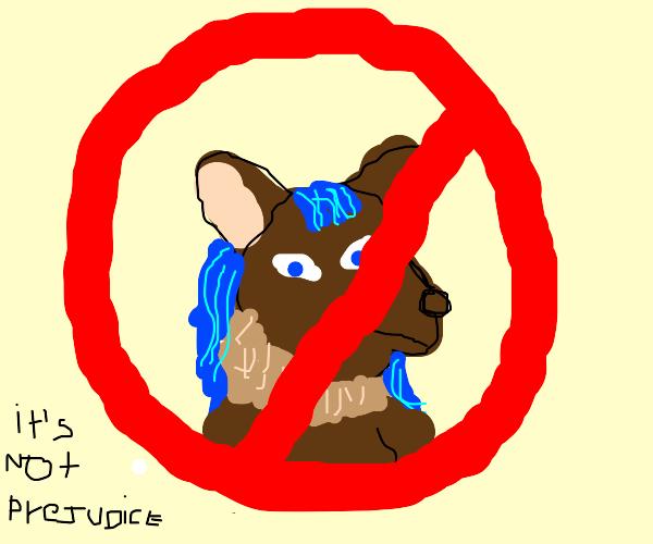 Furry prejudice