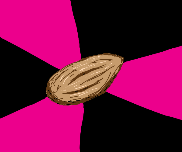 2010 meme style almond painting
