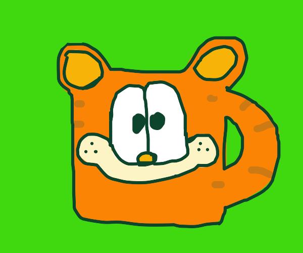 garfields mug
