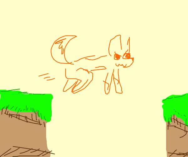 Ambitious Fox