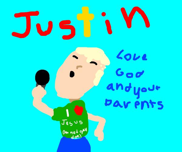 Christian Pop artist