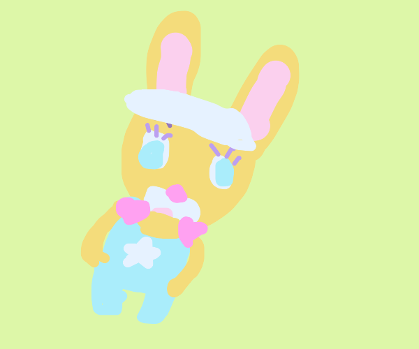 Zipper T. Bunny is Lying to us