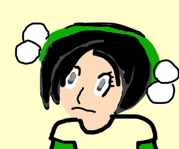 Toph Beifong from A:TLA