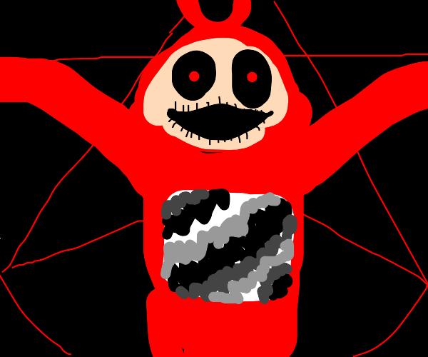 horror telitubby