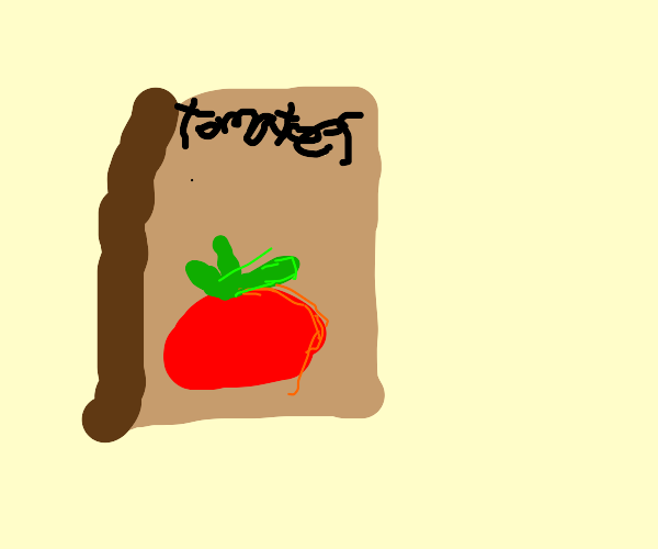Illustrated book of Tomatoes.