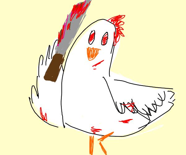 Murderous Chicken