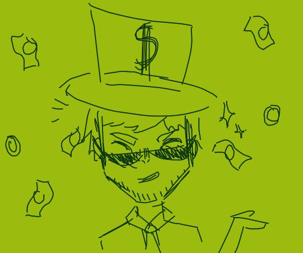 rich guy