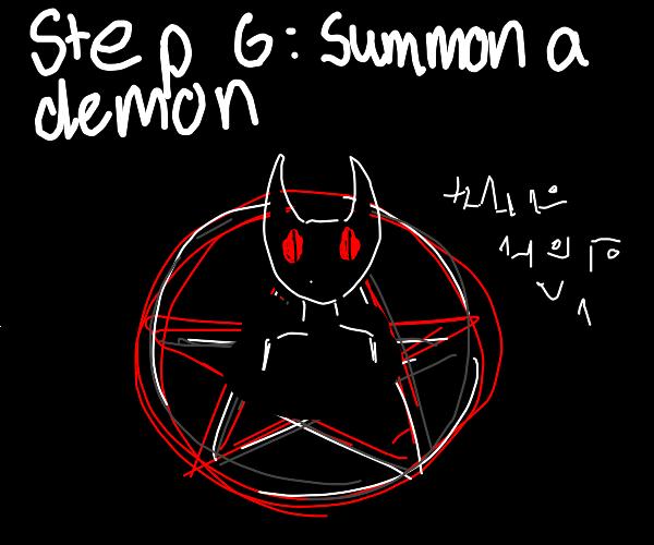 Step 5: partake in rituals