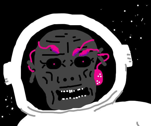 Parasite Has Taken Over Astronaut