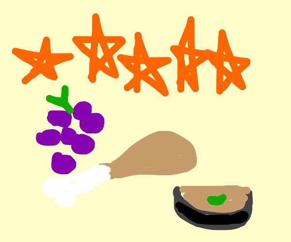5 Star Food