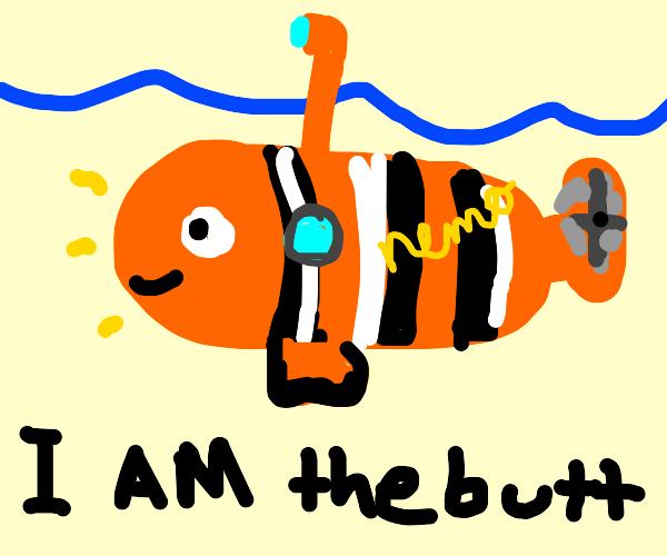 Nemo the submarine