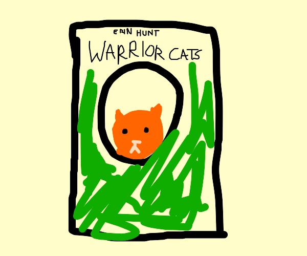 Warrior cat book