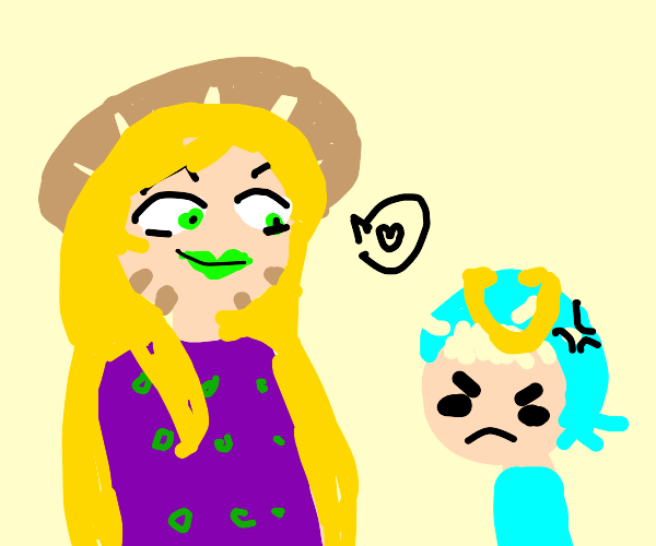 Gyro Zeppeli and his Wife