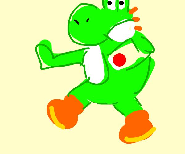 A Dinosaur OC