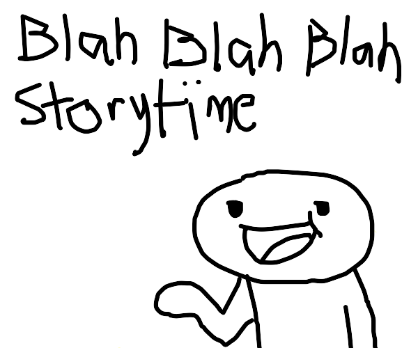 Stereotypical storytime video