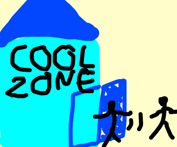 Welcome to the cool zone!