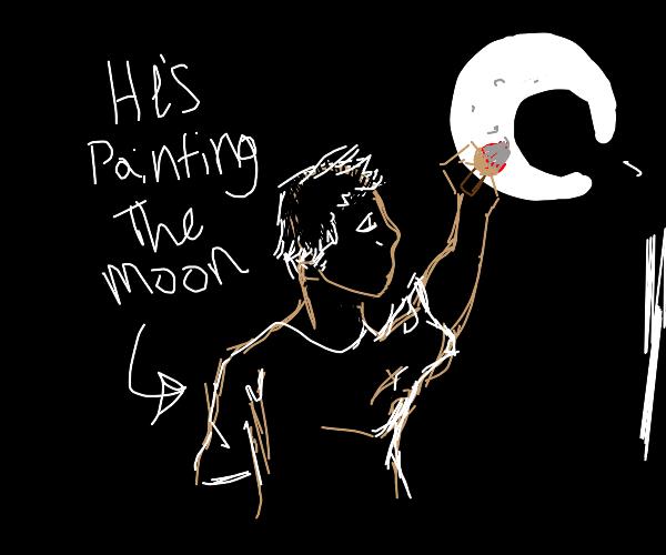 Moon Artist