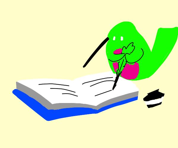 Hummingbird Author