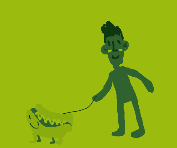 Pet Hot Dog