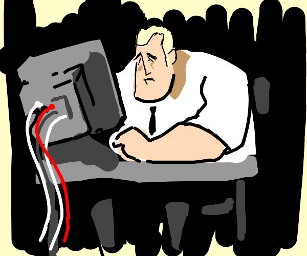 Desk Superhero