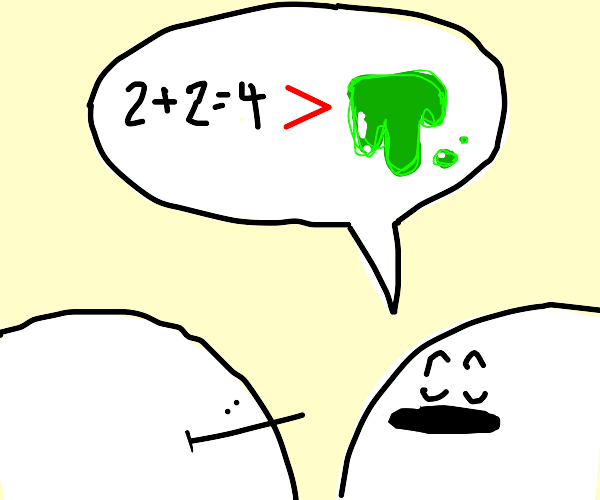 Math- a preferable alternative to slime