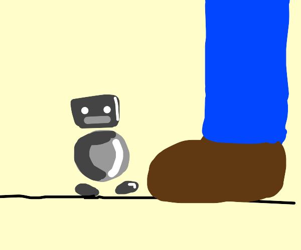 little biped robot