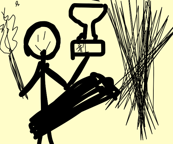 naked stickman is number one in everything