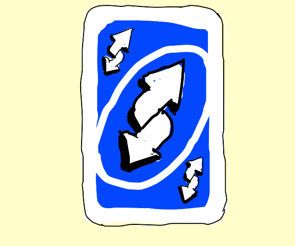 an uno reverse card