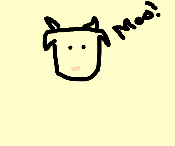 cow head releases the M O O