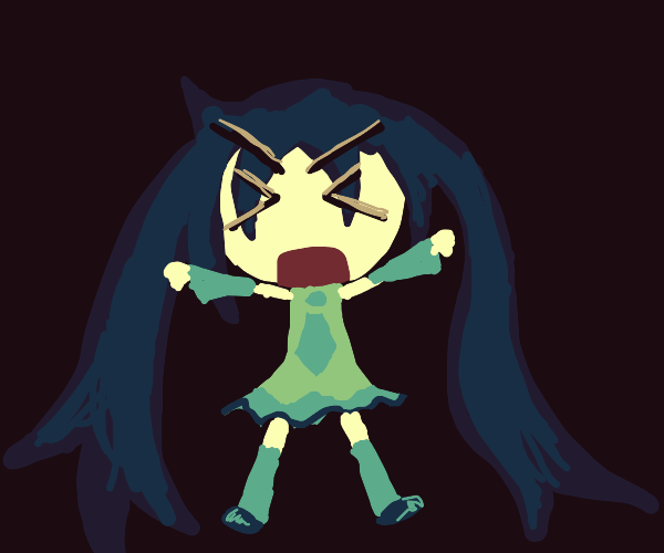 Frustrated Girl