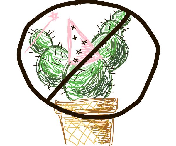 No magic for plants!