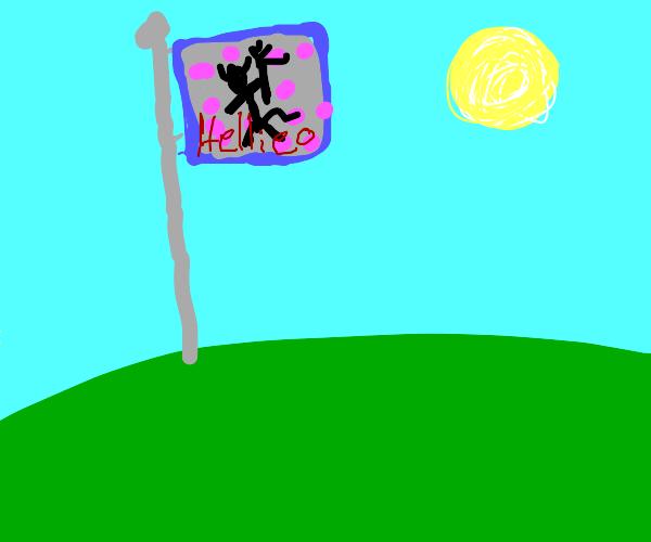 Ugly flag