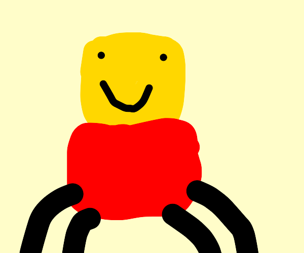 Noob spider is aesthetic