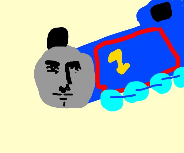 Beautiful train.