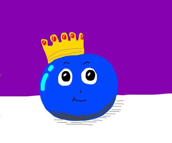 blueberry king