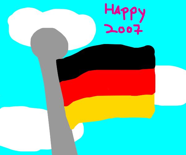 German flag! o7