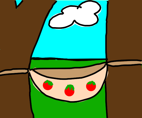 Tomato Hammock